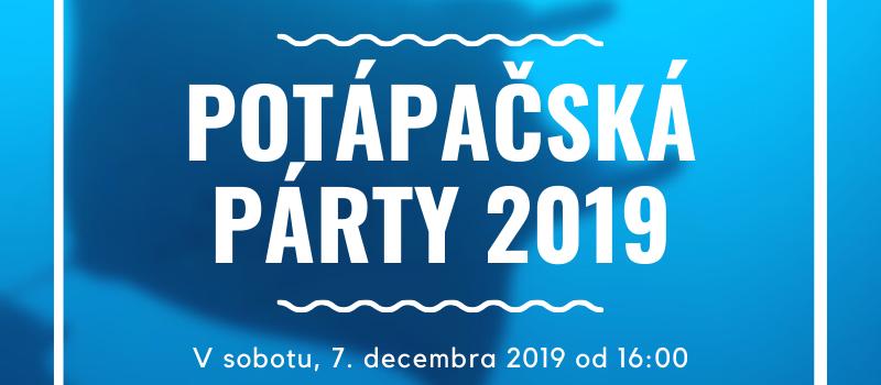 potápačská párty 2019